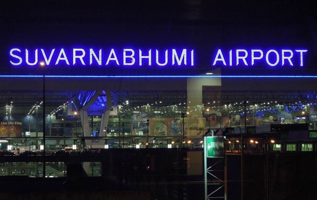 Bangkok Airport Info: Suvarnabhumi Airport (BKK) and Don Mueang ...