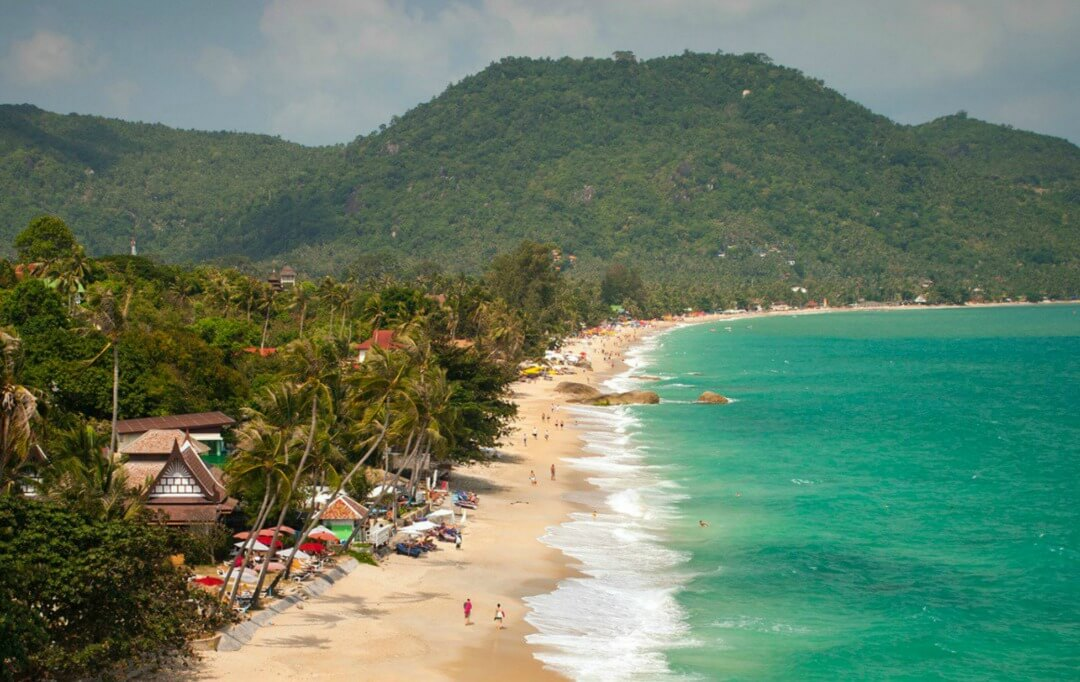 Koh Samui Beaches 7 World Cl Thai