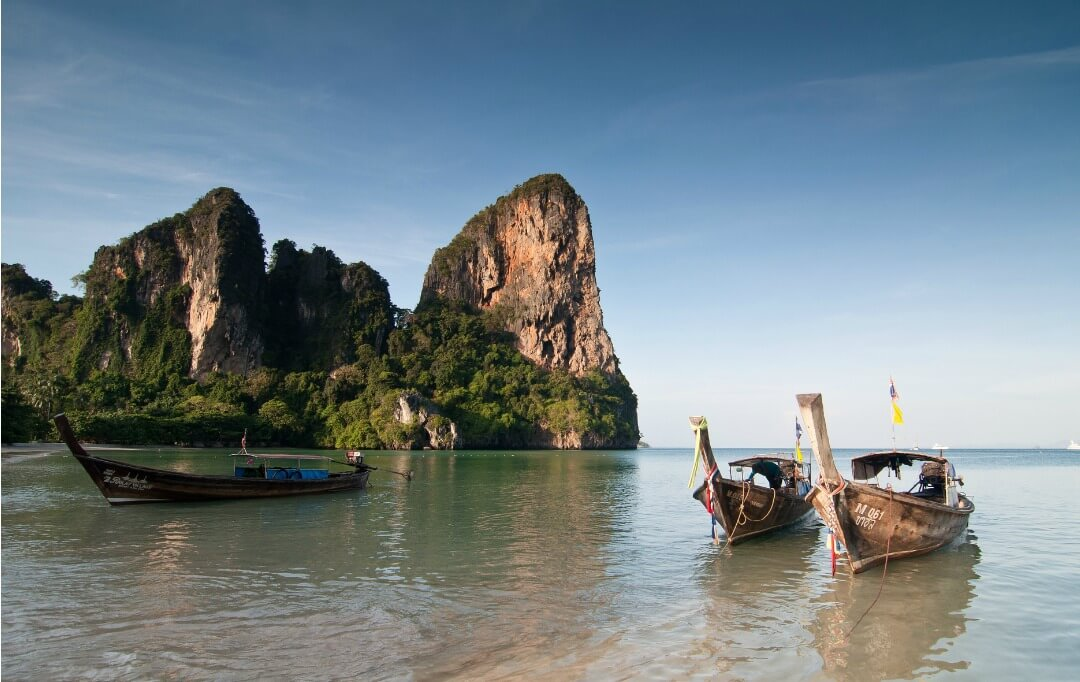 Mark Fischer - Railay Beach - Best Krabi Beaches - Featured ImageA